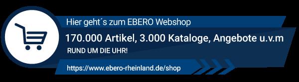 EBERO Webshop